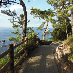 青海島(メモリアルロード)