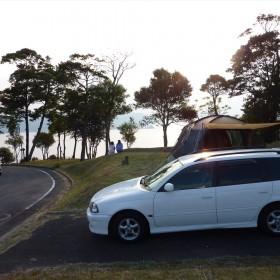 青海島高山オートキャンプ場