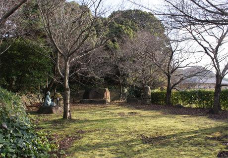 近松創造の庭