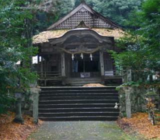 渋木八幡宮