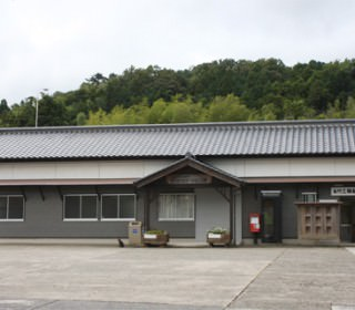 JR長門三隅駅