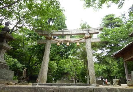 八幡人丸神社