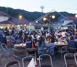 三隅上地区ホタル祭り