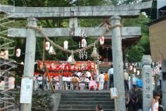 俵山納涼祭