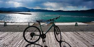 仙崎まちなかサイクリング